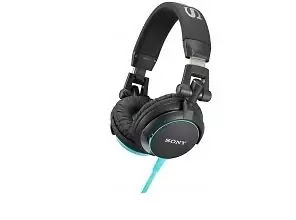 Sony MDR-v55 Headphones Black