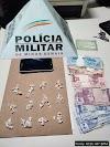 Polícia Militar prende homem por envolvimento no tráfico de drogas em Jordânia