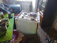 Пожар в многоквартирном жилом доме в селе Филатовское.