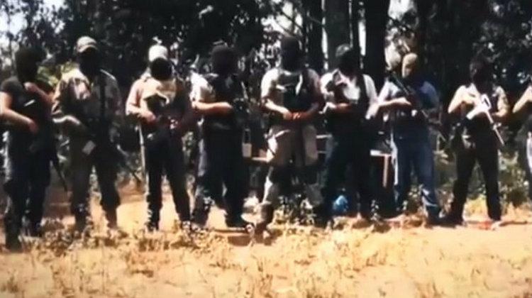"""Hartos del acecho de los extorsionados, comunidades de Michoacán organizan ronda contra """"El Mencho"""" y su CJNG"""
