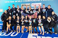 WATERPOLO - Mundial femenino 2019 (Gwangju, Corea del Sur): Estados Unidos no dio opción a España para ser hexacampeona del mundo