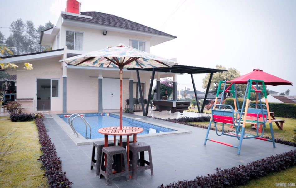 Bogor – Villa Griyanena