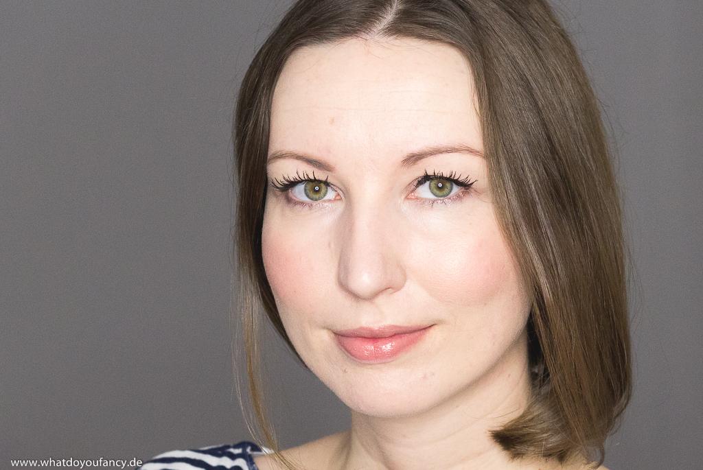 Giorgio Armani Maestro Fusion Makeup Foundation Farbton 3 Gesamt Make-up-Look