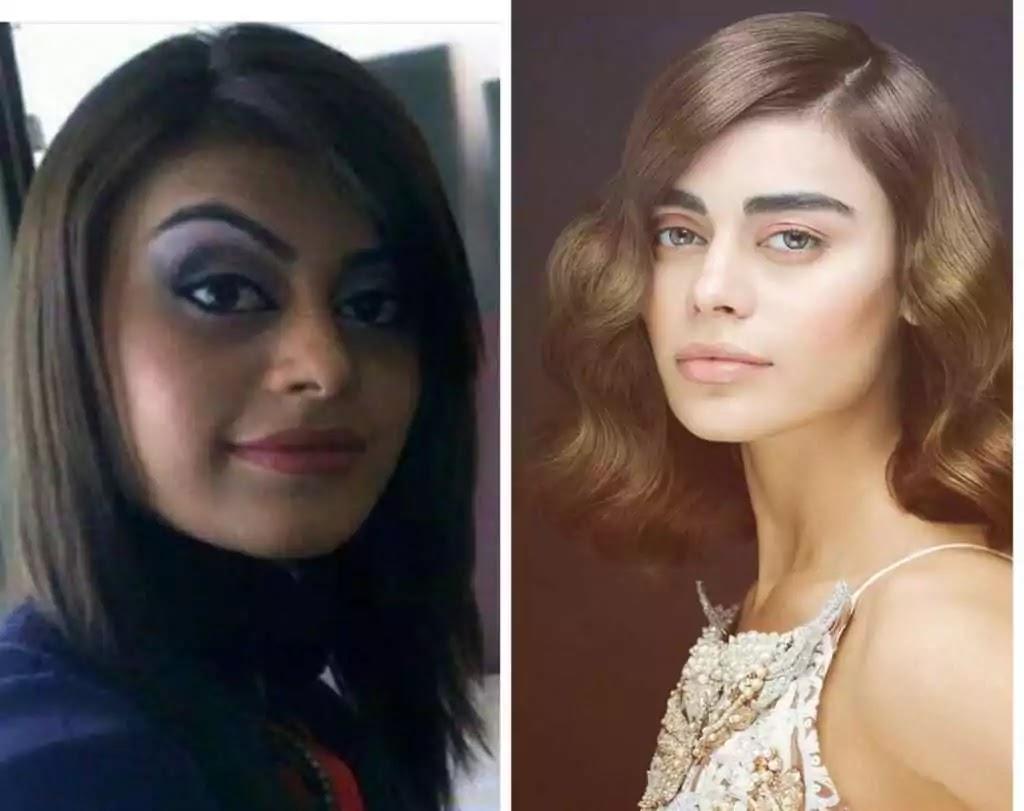 Unseen Photos of Sadaf Kanwal Without Makeup