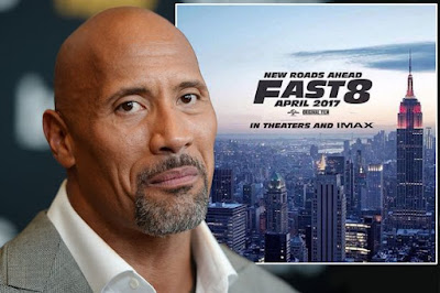 Dwayne 'The Rock' Johnson dropped an enthusiastic sensation in Hollywood on Monday with his open rage about his Fast 8 co-stars and they're not cheerful about it, as indicated by another report.