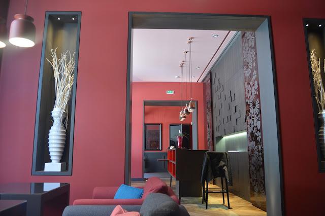 Hotel D, Strasbourg, Reception