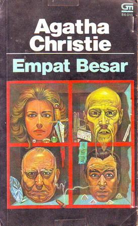 Agatha Christie - Empat Besar