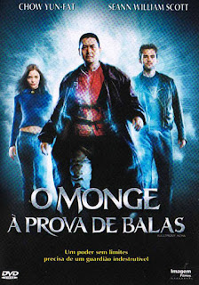 O Monge à Prova de Balas - DVDRip Dublado