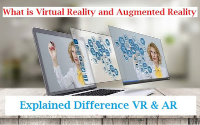 What is Virtual Reality and Augmented Reality?
