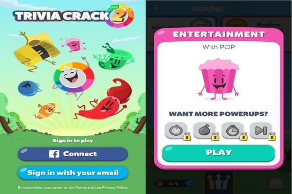 تطبيق Trivia Crack 2 يتحدى اللاعبين لإظهار معرفتهم العامة وإثبات مدى ذكائهم