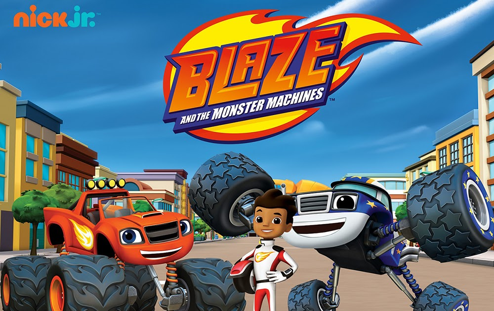 Nickelodeon International to Premiere New Episodes of 'Blaze and the Monster Machines' From Monday 7th December 2020