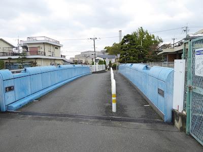 稗島のクス 三庄橋