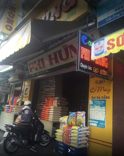 Gạo Thanh Khê Đà Nẵng
