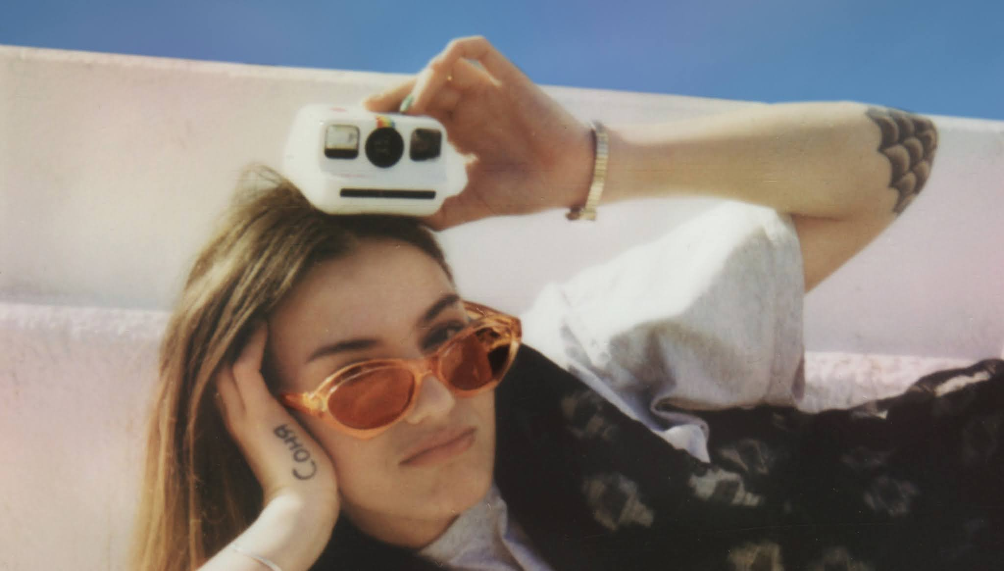 Introducing Polaroid Go: The World's Smallest Analog Instant Camera