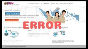 Web Badan Kepegawaian Negara berpotensi down, begini tips siasati daftar CPNS