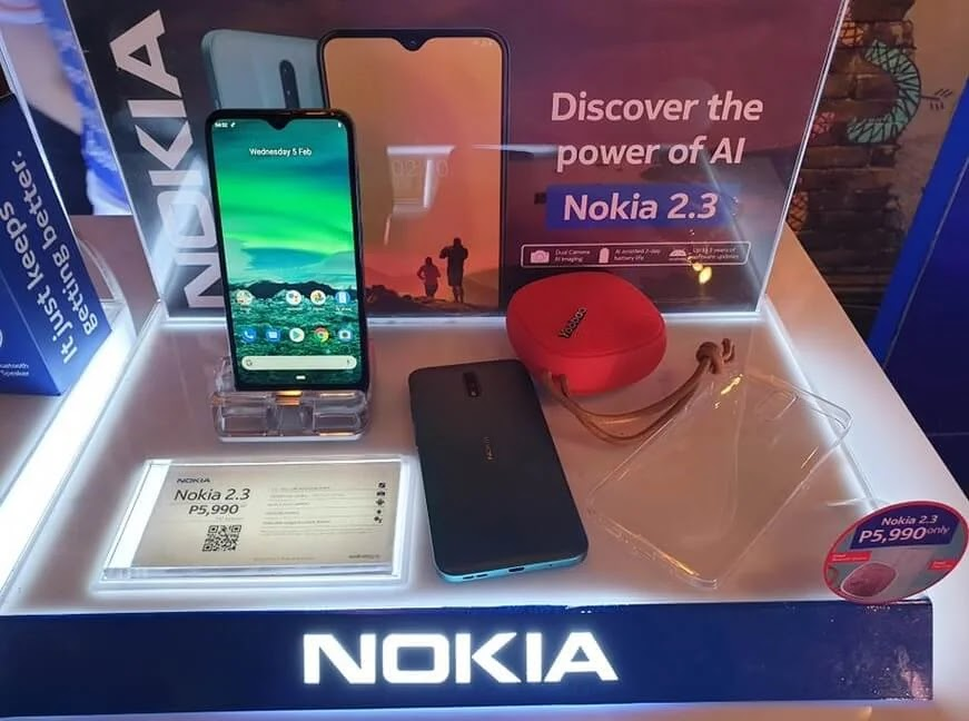 Nokia 2.3 with 4000mAh Battery Arrives in PH for only Php5,990