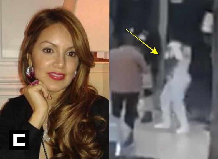 """Video: Momento en que apresan a Marisol Franco, esposa de """"César El Abusador"""""""