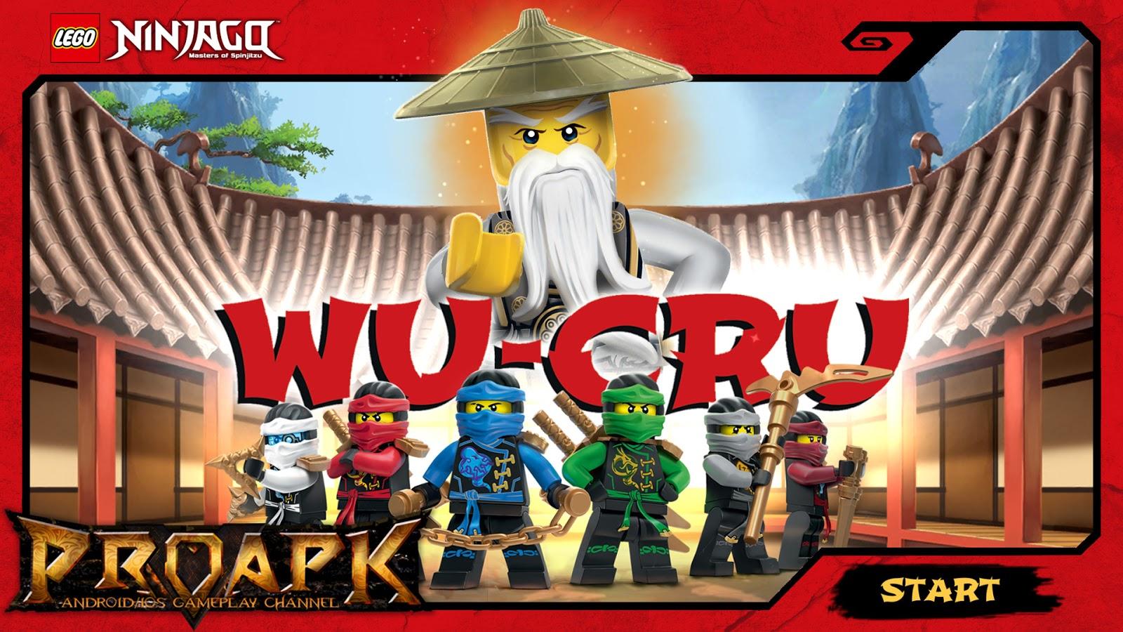 Lego Ninjago Wu Cru Gameplay Ios Android Proapk Android Ios