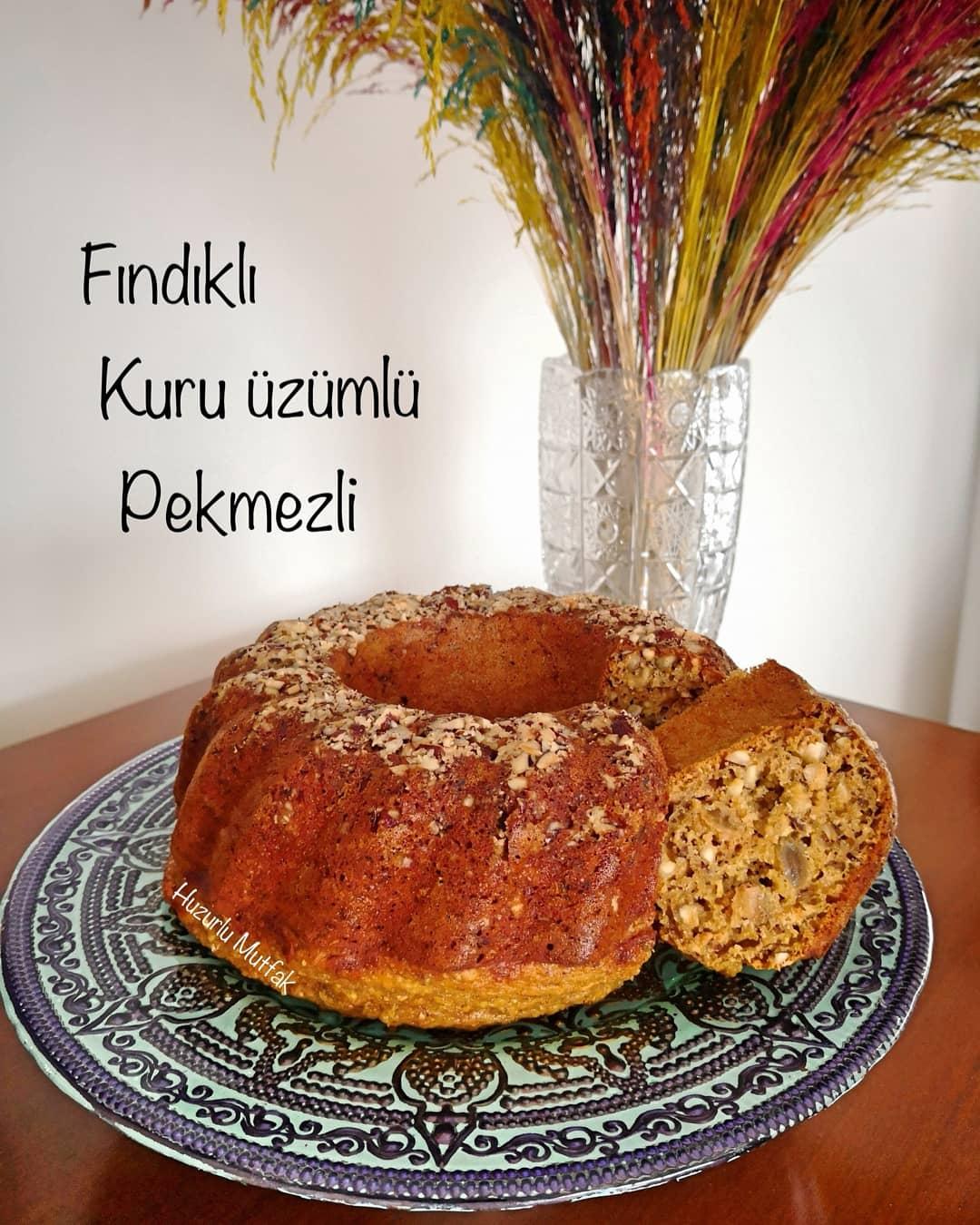 İsveç Keki Kladdkaka – Yumuşak Kek Tarifi