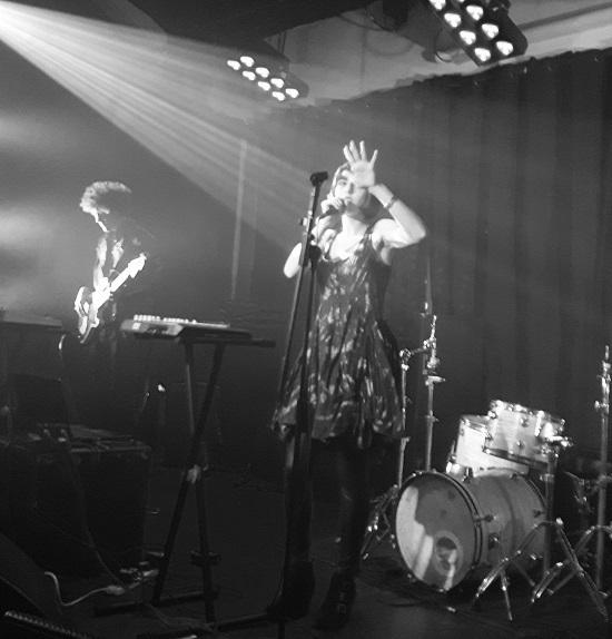 gig headlining Moth Rah proud camden stage