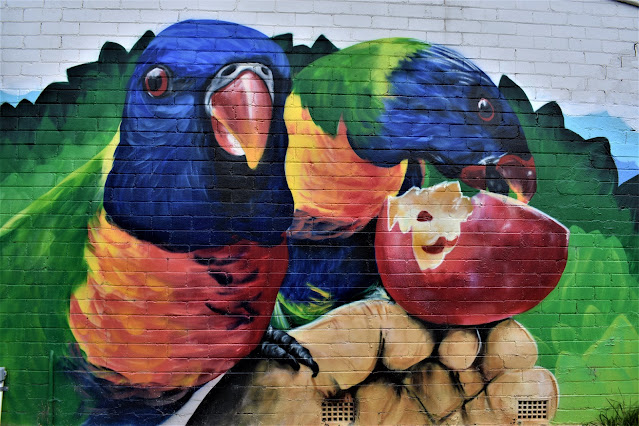 Panania Street Art | Mural by Danny Mulyono