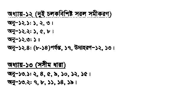 SSC Math Suggestion 2020 Part 2