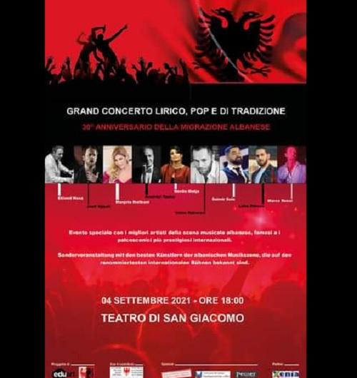Un concerto di musica albanese organizzato dal pianista Ekland Hasa a Bolzano