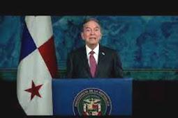 Inilah Isi Pidato Presiden Panama, Laurentino Cortizo Cohen Berbicara di Debat Umum PBB ke 75