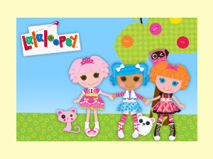Lalaloopsy TV Show Premiers on Nick Jr on March 29