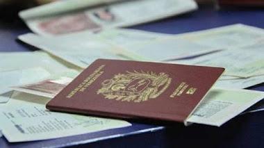 SAIME Notificará vía correo electrónico día del retiro de pasaportes y prórrogas