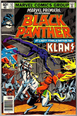 Marvel Premiere #52, the Klan