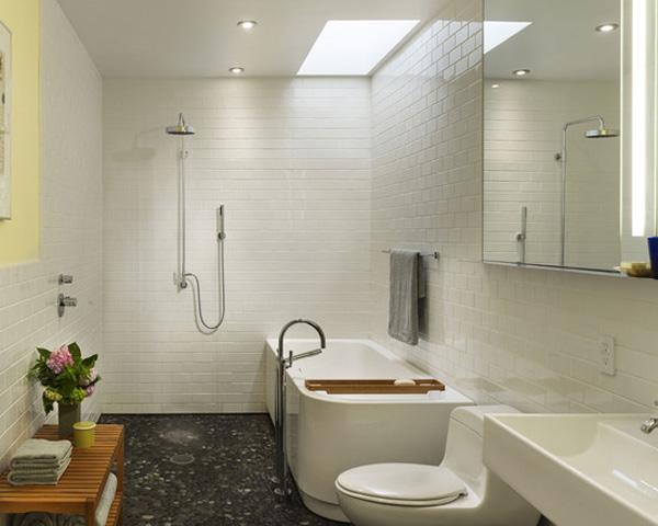 Helen Davies Interior Designer Creating a wetroom
