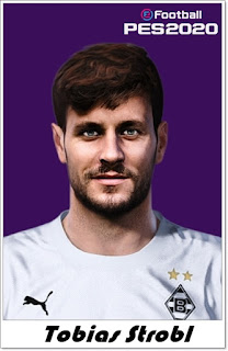 PES 2020 Faces Tobias Strobl by Shaft