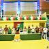Prefeitura de Pilõezinhos inaugura reforma do ginásio de esportes do município