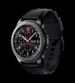 افضل الساعات الذكية Samsung gear s3