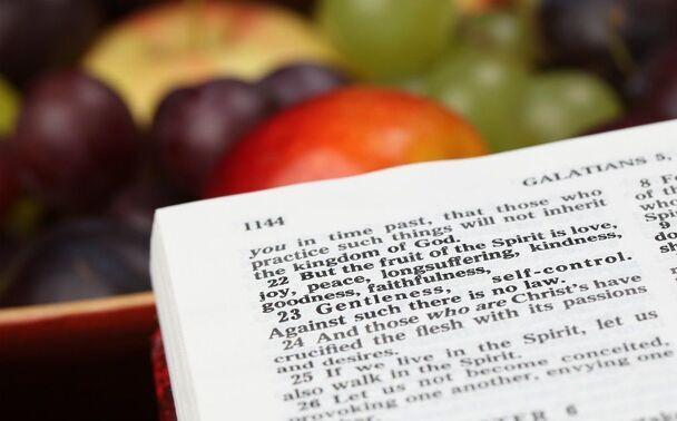 El fruto del Espíritu