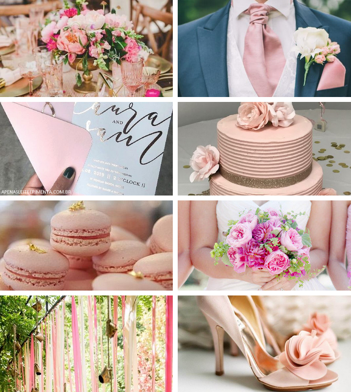 Wedding Candy Pink