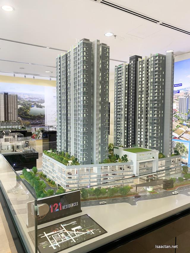 121 Residences @ Petaling Jaya by Glomac