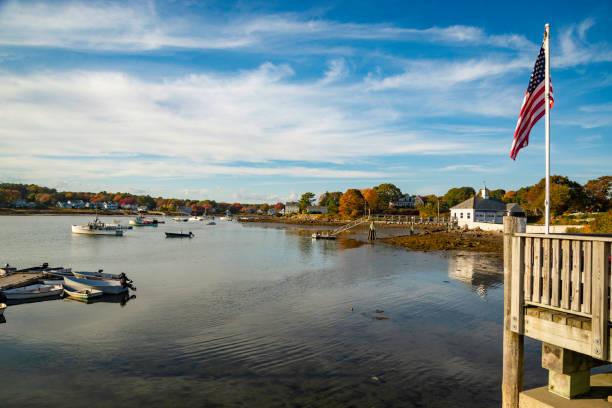 Cusk Fishing - Off the Coast of Maine