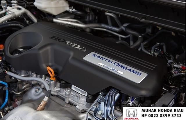 Info Harga Honda All New CR-V Turbo 2017 Pekanbaru Riau