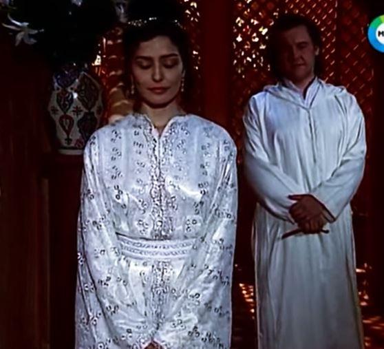 Latifa e Mohamed em O clone