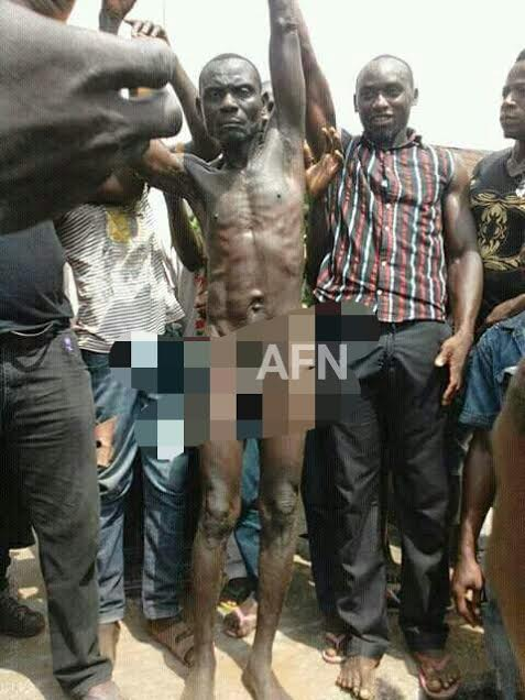 Nude Pictures Of Nigerian Women
