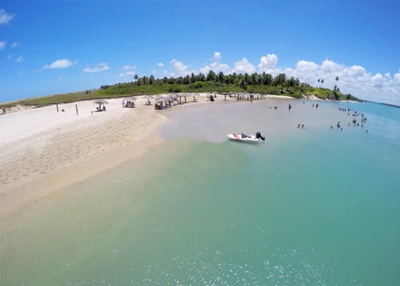 O que fazer em Barra do Cunhaú: Praia da Restinga