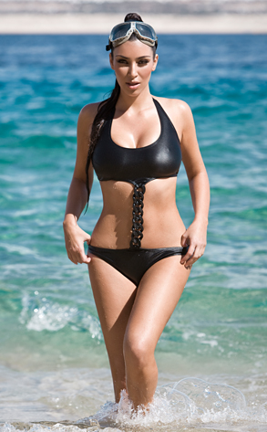 Foto Hot Artist Kim Kardashian 2