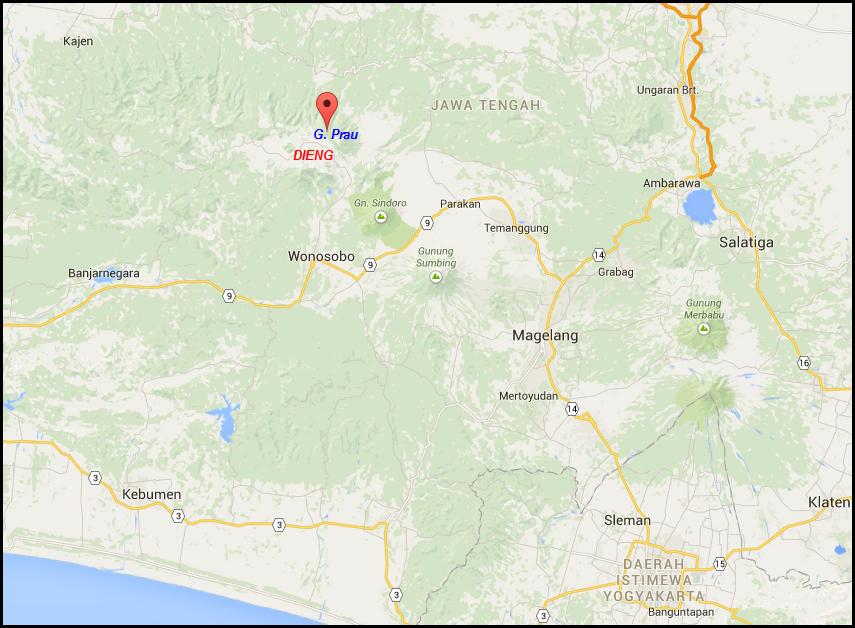 My Trip My Adventure  Gunung Prau Dieng 16 Agustus 201