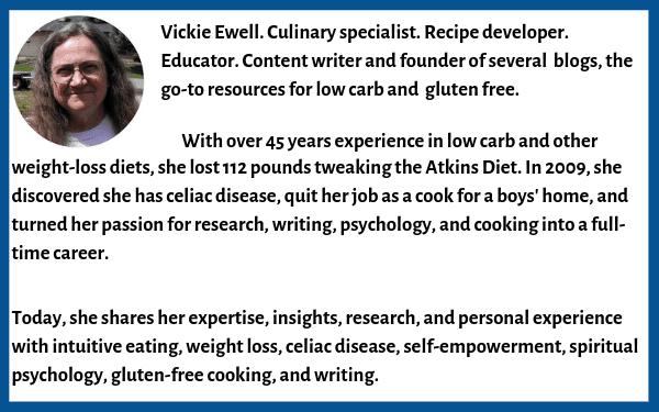 Vickie Ewell Bio