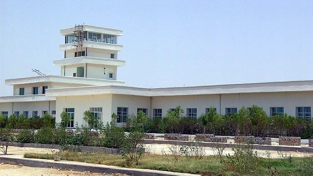 مطار بندر قاسم بوصاصو الدولي Bender Qassim International Airport