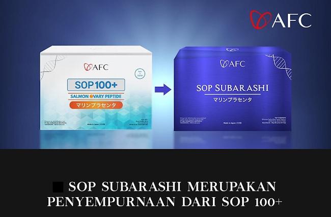 SOP Subarashi Salmon Ovary Peptide: Tips Therapy Stem Cell yang Mudah dan Halal<br/>.