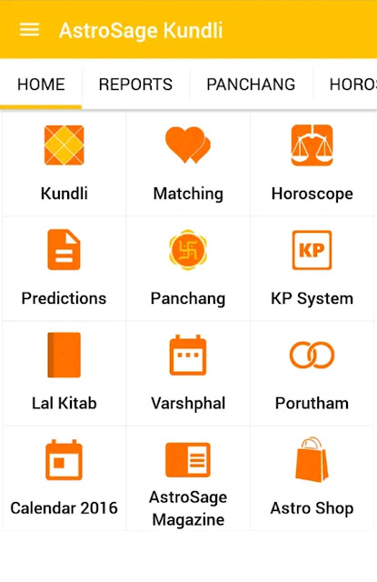 All features of the Hindu Calendar