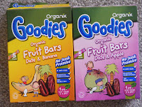 Organix Goodies Fruit Bars, Organix Goodies, Organix, organic